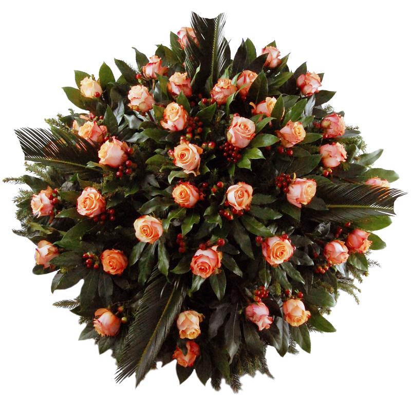 Wieniec pogrzebowy – Tęsknota Kwiaty na pogrzeb