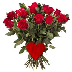 Bukiet Walentynkowy