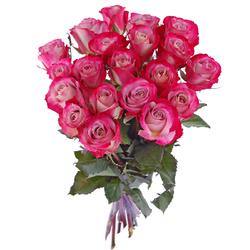 Róże urodzinowe Kwiaty